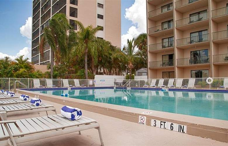 Best Western Fort Myers Waterfront - Pool - 3