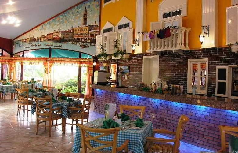 Pyramisa Isis Island Hotel & Spa - Restaurant - 15