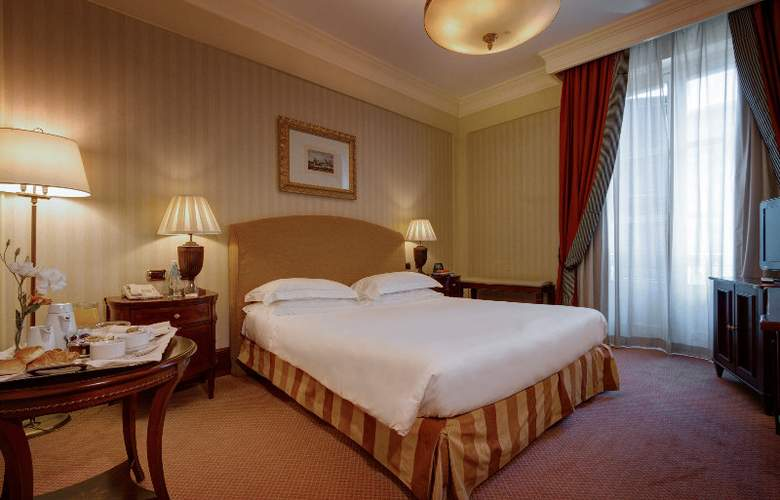 Mercure Palermo Excelsior City - Room - 18