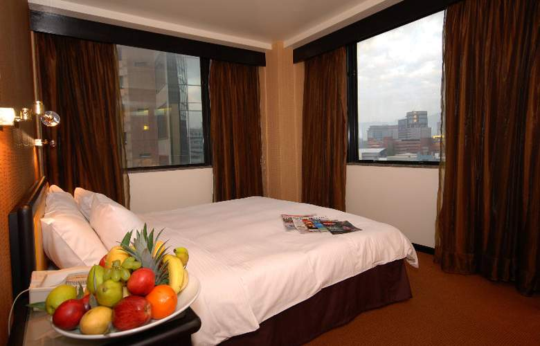 Best Western Plus Hotel Kowloon - Room - 4