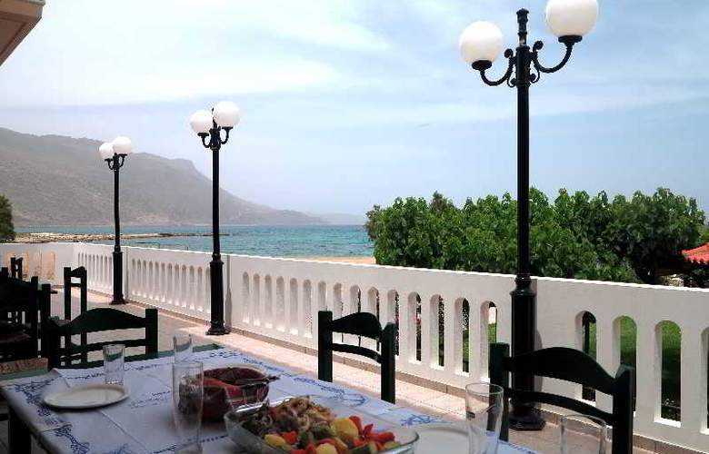 Gramvoussa Bay - Restaurant - 11