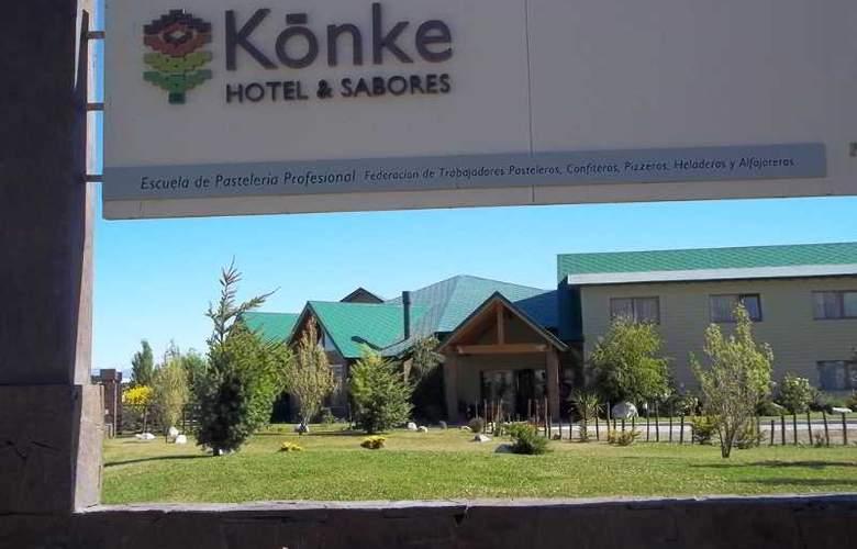 Konke Hotel Y Sabores - Hotel - 0