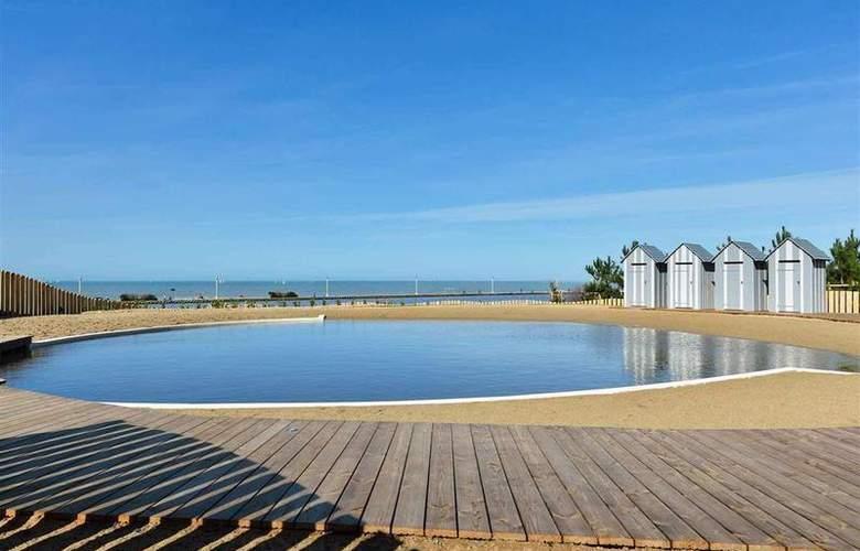 Cote Ouest Thalasso & Spa Les Sables d'Olonne - Hotel - 64