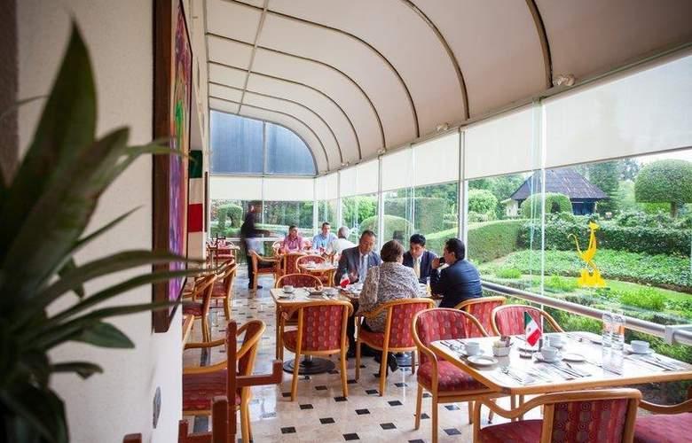 Best Western Plus Gran Morelia - Restaurant - 212