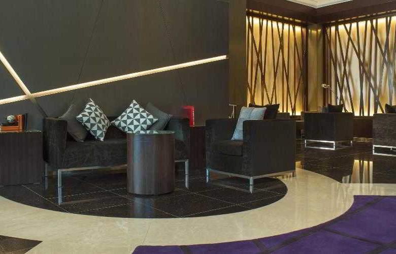 Le Meridien Mina Seyahi - Hotel - 12