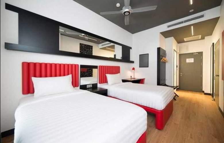 Tune Hotel - Klia2 - Room - 9
