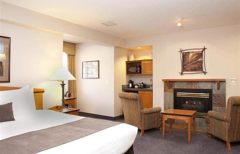 Best Western Plus Pocaterra Inn - Room - 120