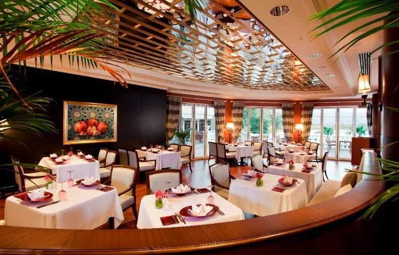 Angel´s Peninsula Hotel - Restaurant - 13