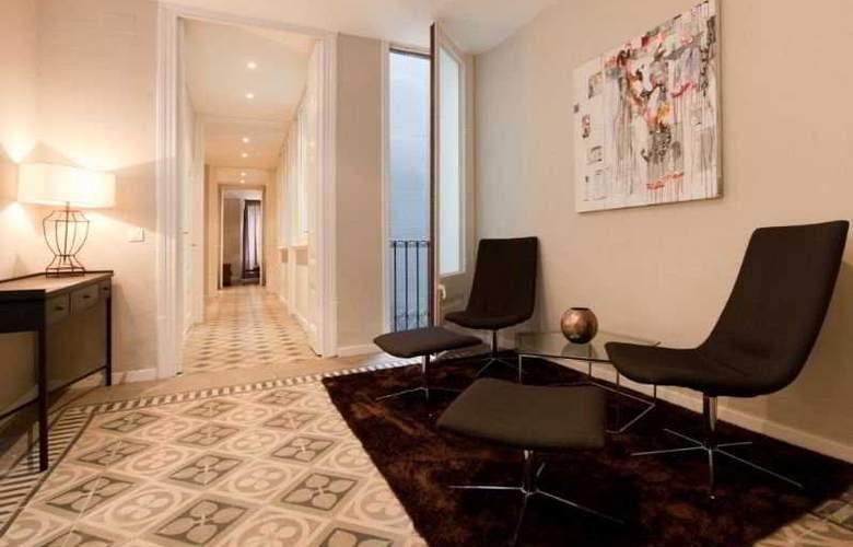 Apartments Barcelona - General - 2