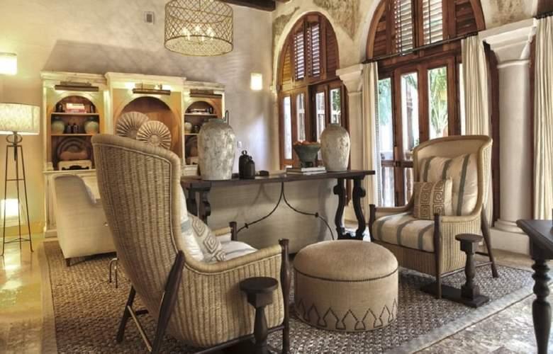 Hotel Casa San Agustin Cartagena - General - 0