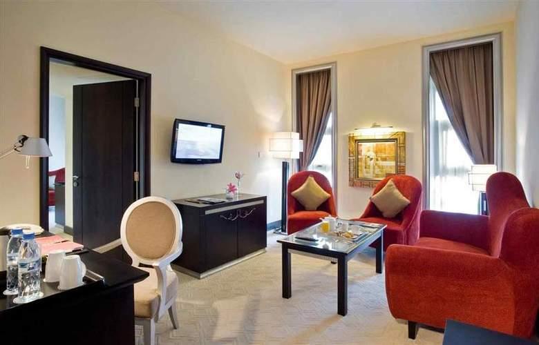 Mercure Gold Al Mina Road Dubai - Room - 0