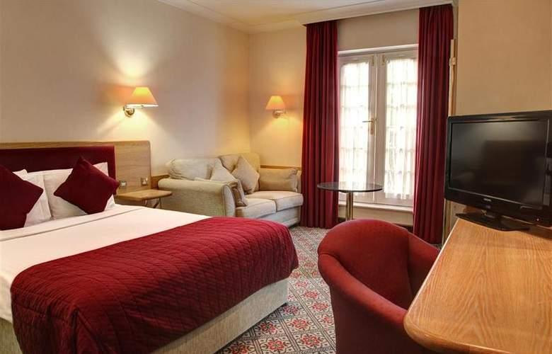 Best Western Grosvenor - Room - 17