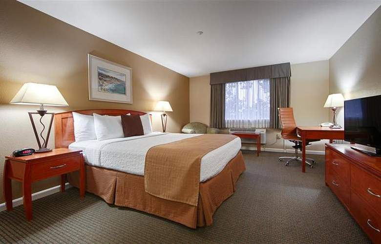 Best Western Plus Capitola By-The-Sea Inn & Suites - Room - 36