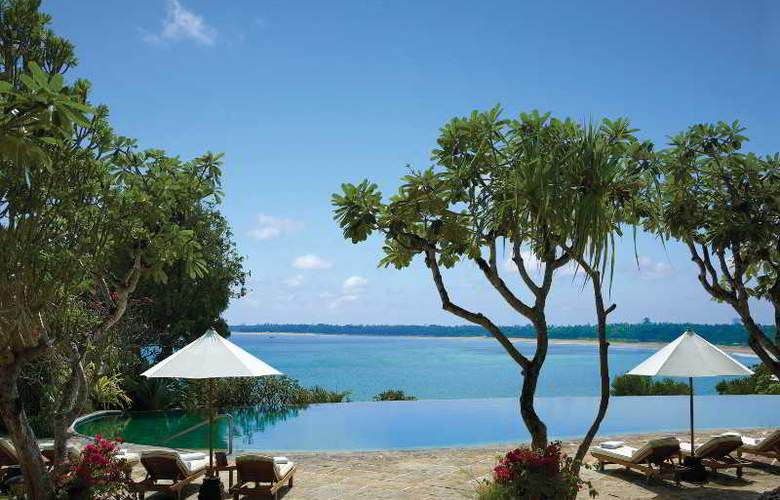 Four Seasons Resort Bali at Jimbaran Bay - Pool - 4