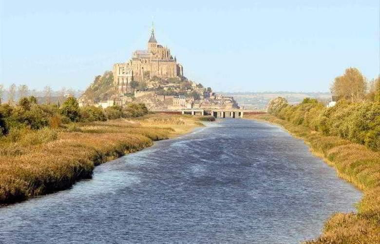 Mercure Mont Saint Michel - Hotel - 30