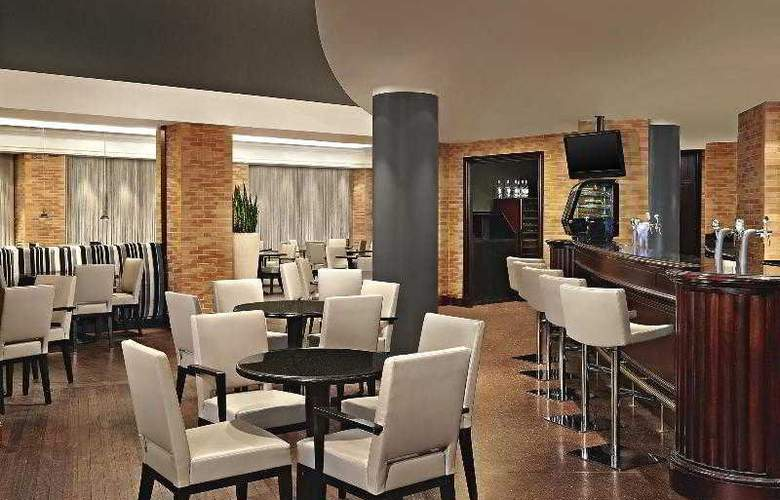 Sheraton Amsterdam Airport Hotel & Conference - Bar - 46
