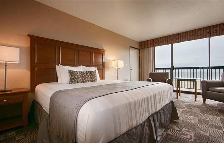 Best Western Plus Agate Beach Inn - Room - 83