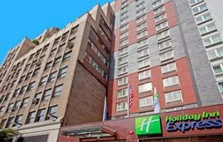 Holiday Inn Express New York City Times Square - Hotel - 1