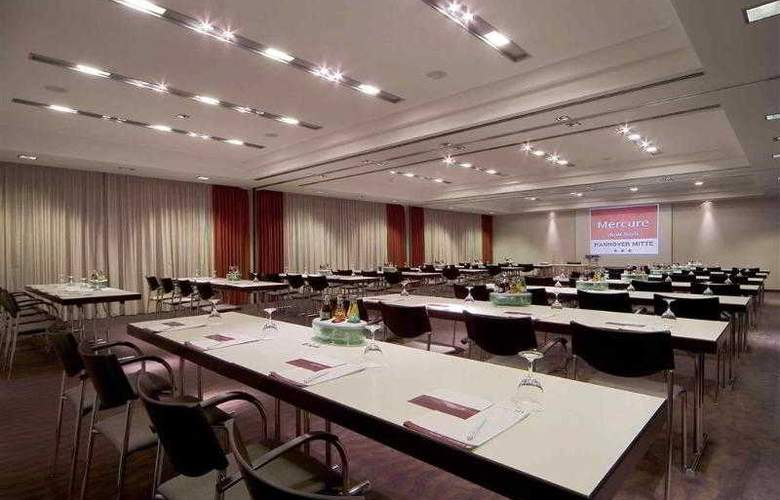 Mercure Hannover Mitte - Hotel - 5