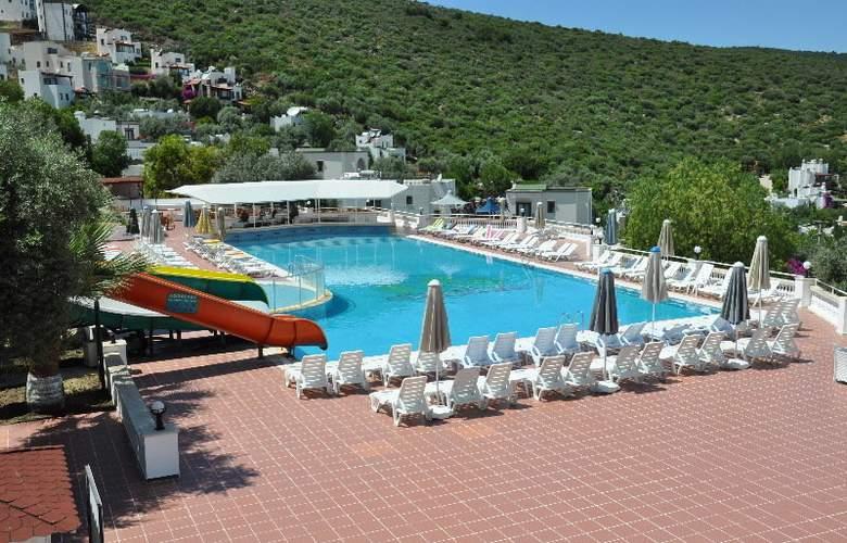 Caliente Bodrum Resort - Pool - 7