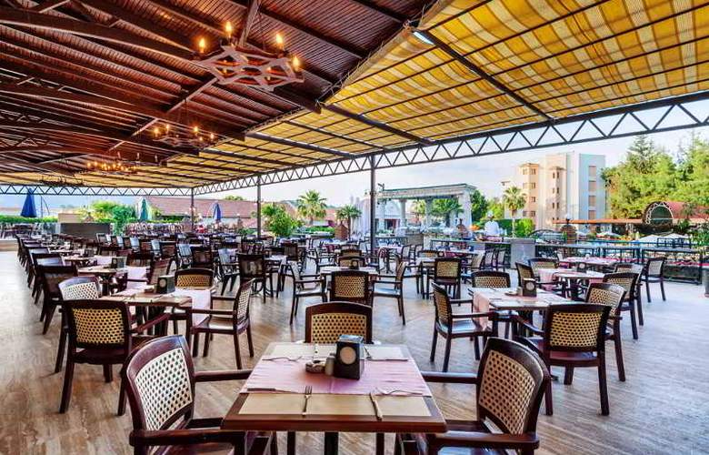 Jeans Club Hotels Kaplan - Restaurant - 4
