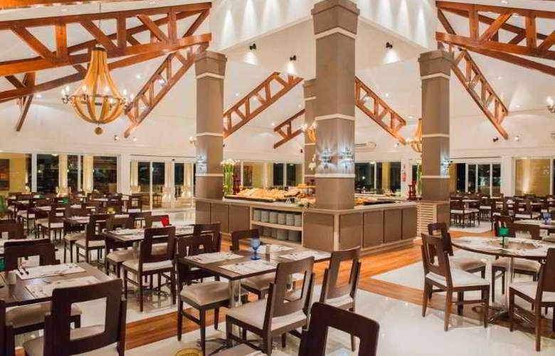 Wish Resort Golf Convention (ex Iguassu Resort) - Restaurant - 12