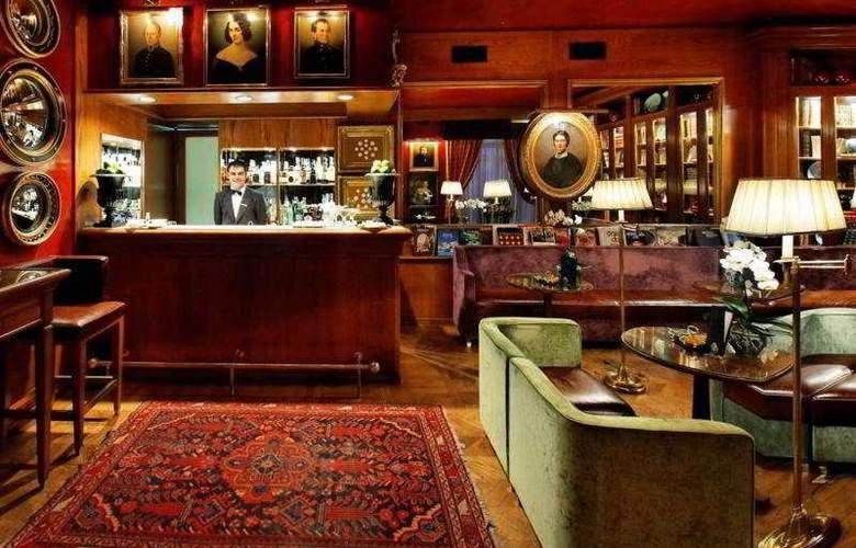 Hotel de la Ville Monza - SLH Hotel - Bar - 6