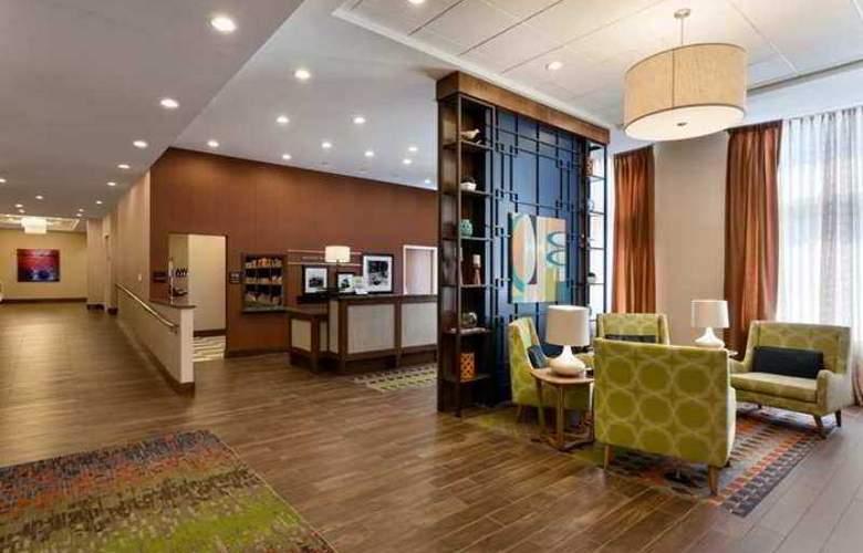 Hampton Inn and Suites Clayton/St. Louis-Galleria - Hotel - 1