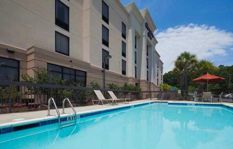 Hampton Inn Moss Point - Hotel - 2