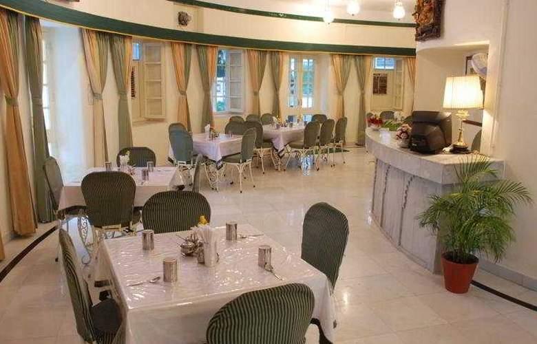 Garden Hotel - Restaurant - 6