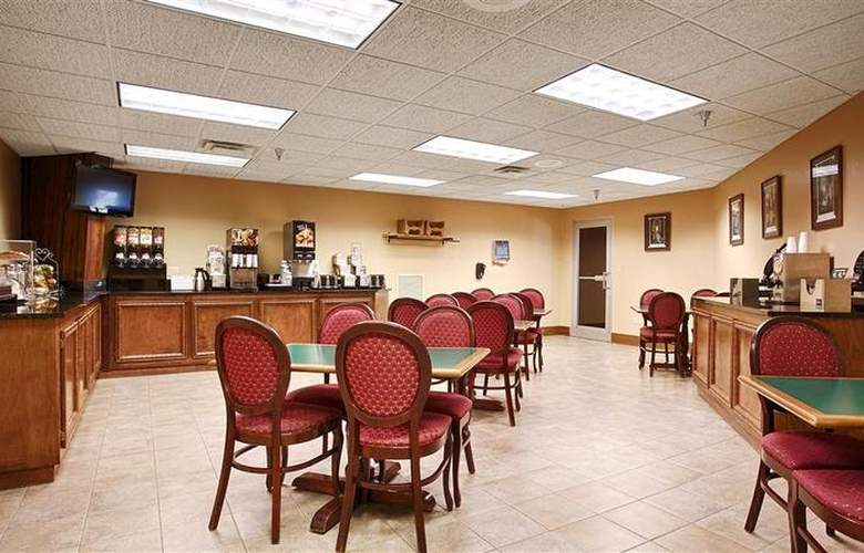 Quality Inn & Suites Carthage - Restaurant - 39