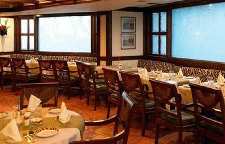 Ramada Hotel Bangalore - Restaurant - 6