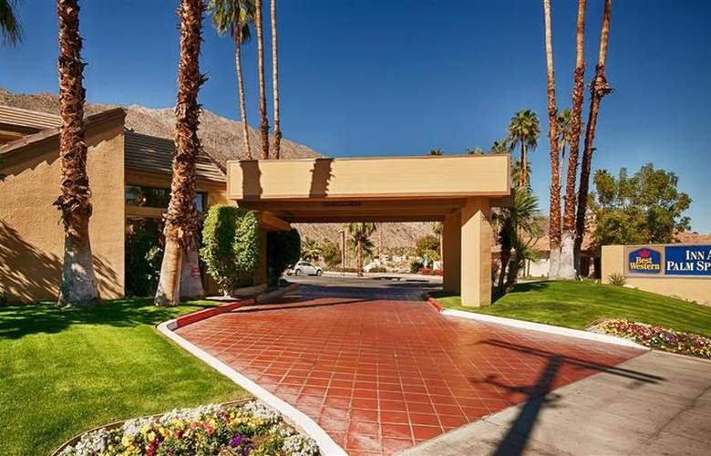 Best Western Inn at Palm Springs - Hotel - 70