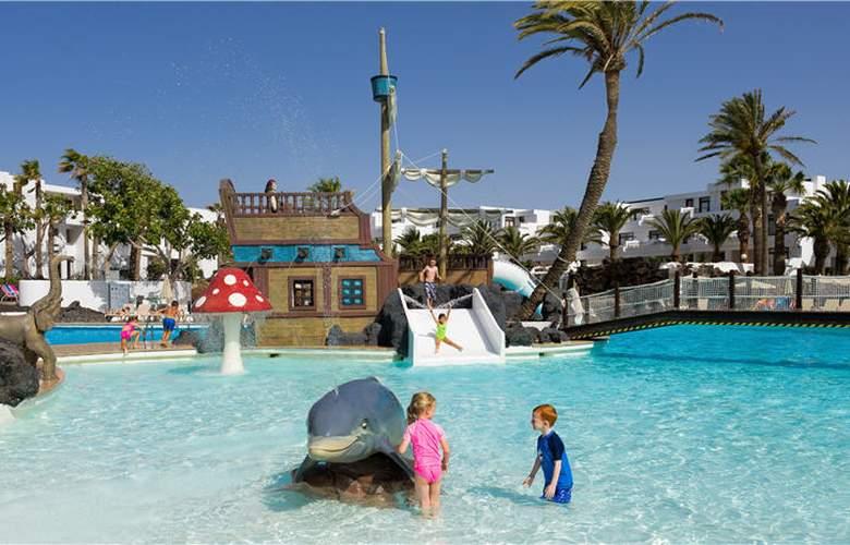 H10 Suites Lanzarote Gardens - Pool - 21