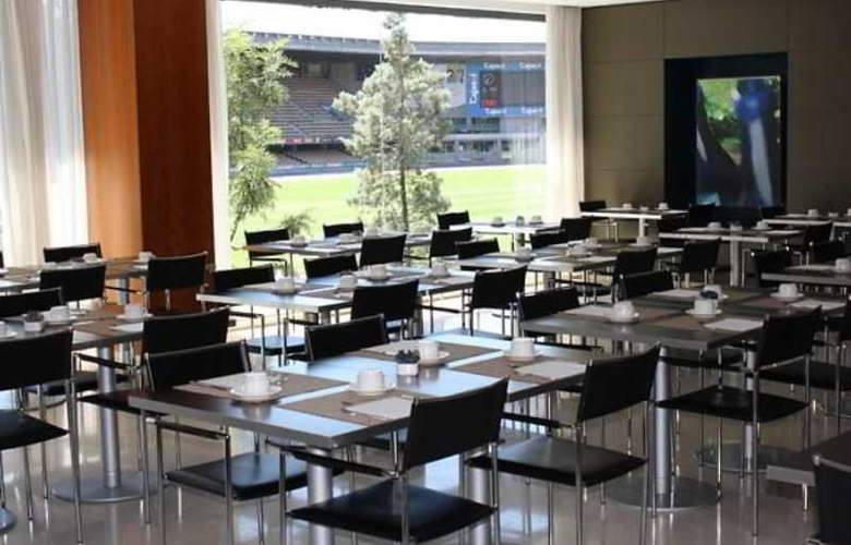 B&B Hotel Jerez - Restaurant - 10
