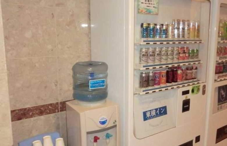 Toyoko Inn Tokyo Nihon-Bashi - Room - 9