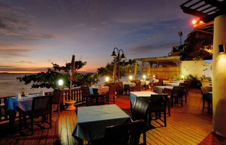Long Beach Garden Hotel & Spa - Restaurant - 10