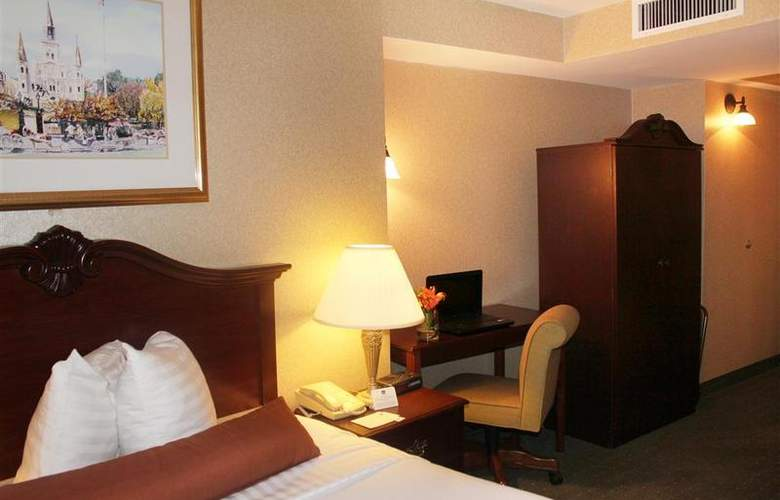 Best Western Plus St. Christopher - Room - 65