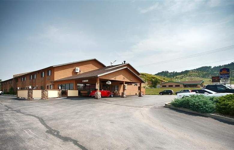 Best Western Black Hills Lodge - Hotel - 23