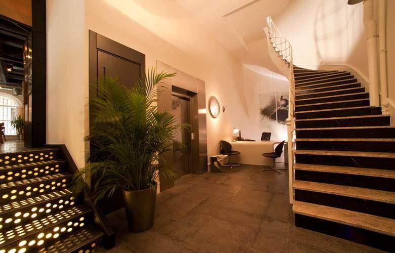 Misafir suites 8 istanbul - General - 0