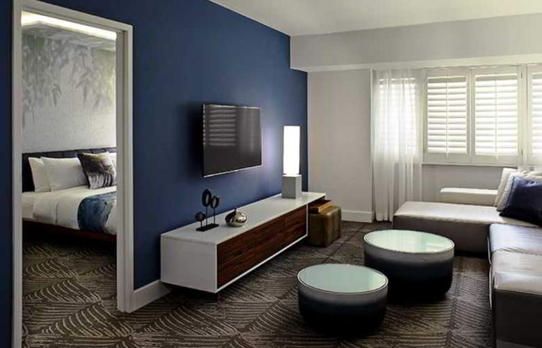W Los Angeles Westwood - Room - 20