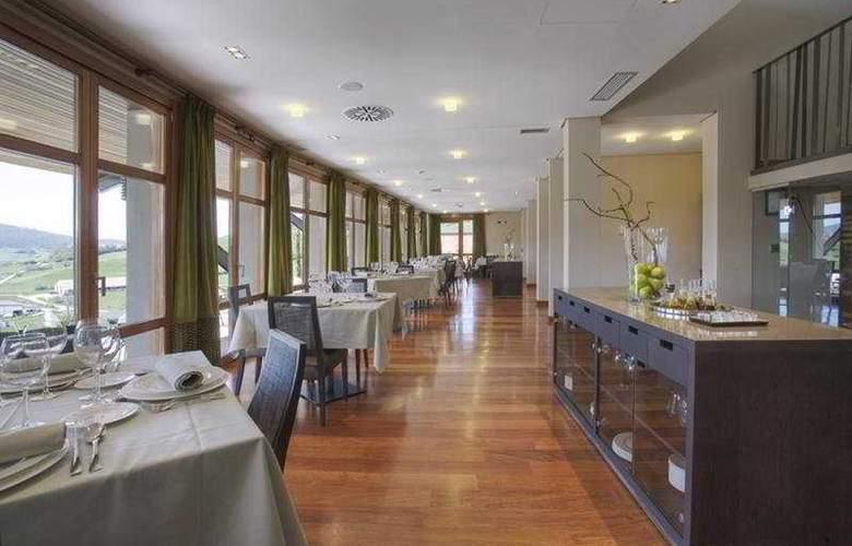 El Mirador de Ulzama Hotel & Spa - Restaurant - 8