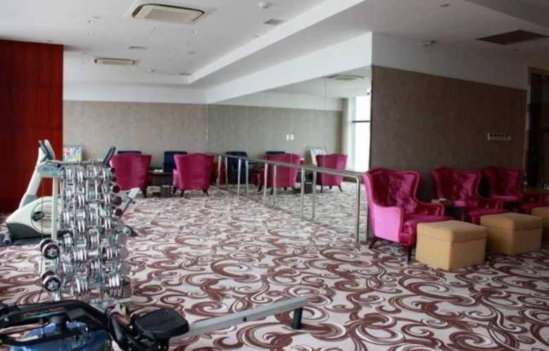 Huaqiang Plaza Hotel Shenzhen - Sport - 3