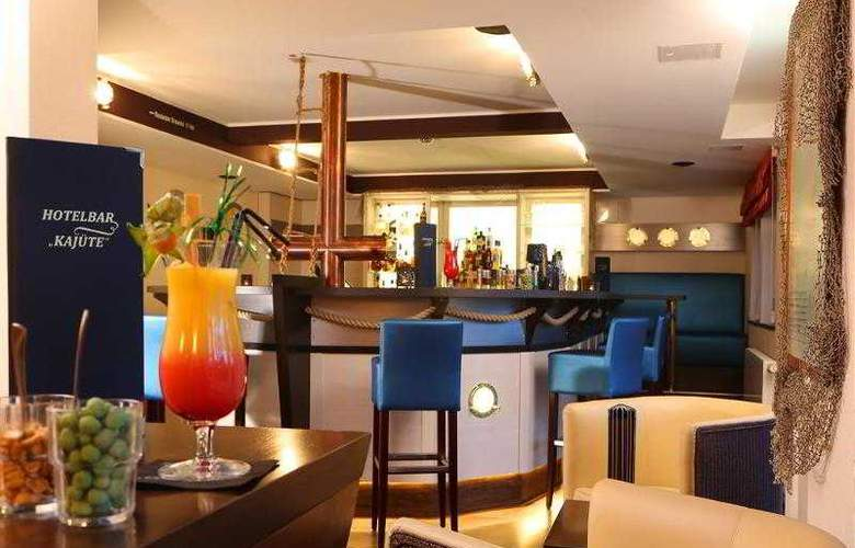 Best Western Hanse Hotel Warnemuende - Hotel - 23