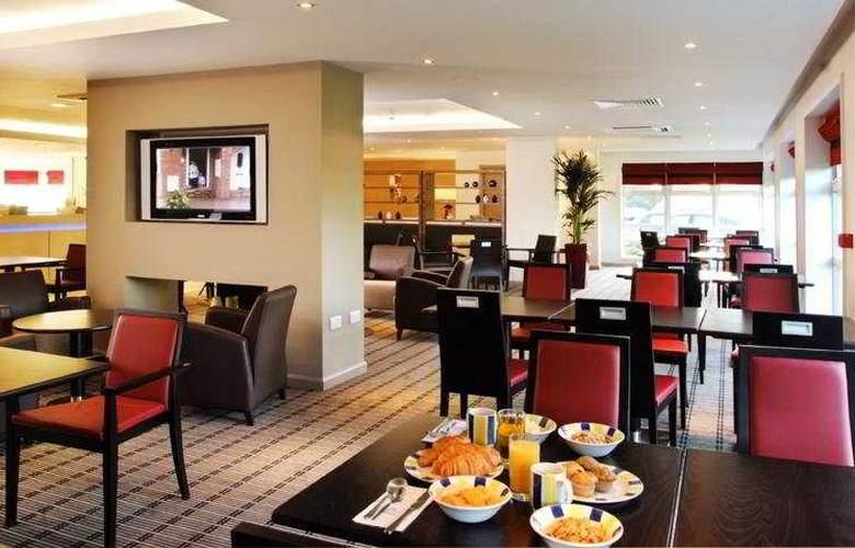 Holiday Inn Express Swindon - West - Restaurant - 5