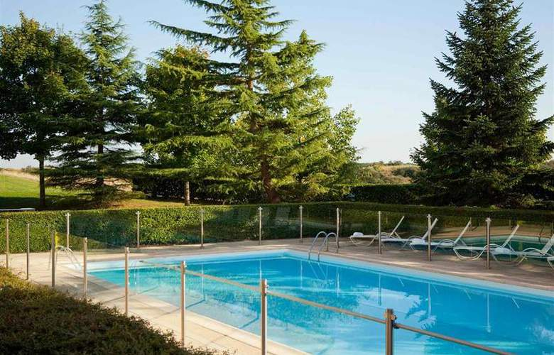Novotel Saint Quentin Golf National - Hotel - 71