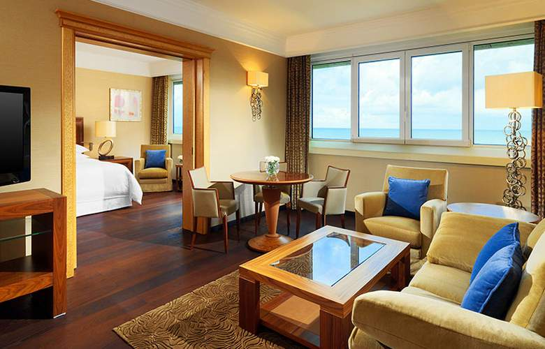 Sheraton Club des Pins Resort and Towers - Room - 2