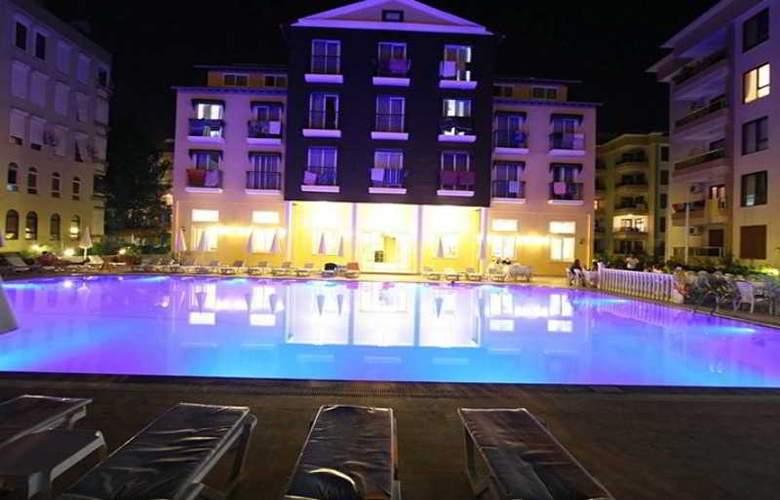 Sevki Bey Hotel - Pool - 14
