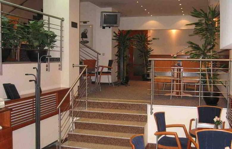 Central Hotel Sofia - Bar - 3
