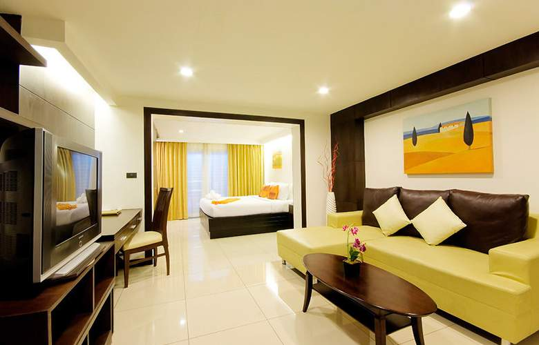 Bay Walk Residence Pattaya - Room - 7